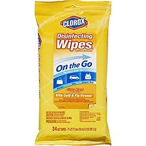 amazoncom clorox disinfecting wipes    citrus blend  count pack health personal care