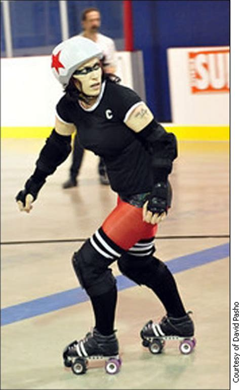 Roller Derby To Bond Its Your Playground by Canadian S Roller Derby Revival Capital Arts