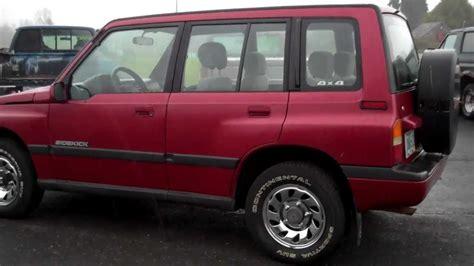 94 Suzuki Sidekick by 1994 Suzuki Sidekick Sold