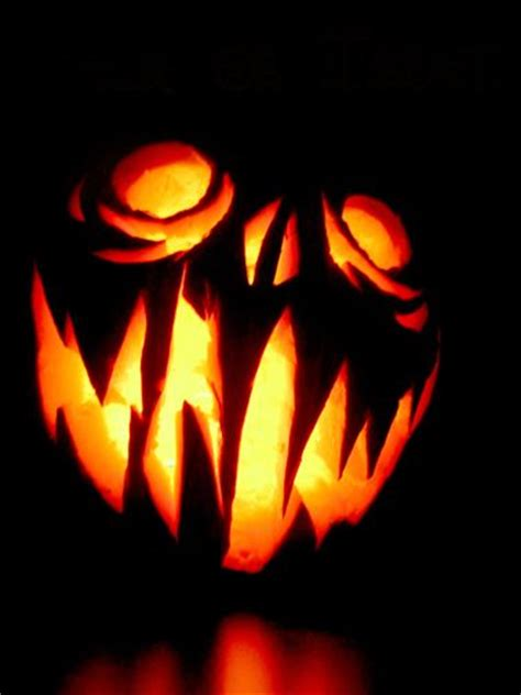 scary o lantern template best 25 scary pumpkin carving ideas on