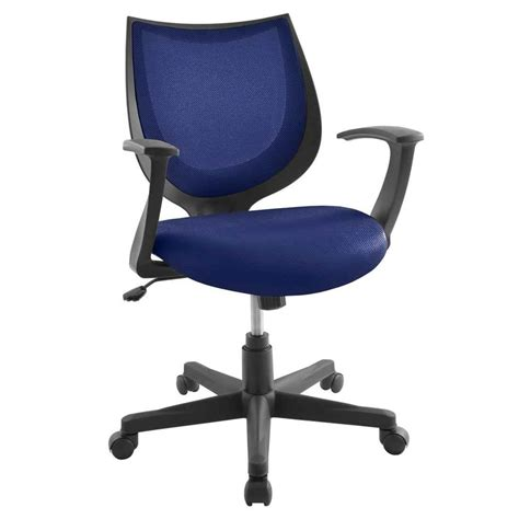 Desk Office Chairs Blue Desk Chair For Home Office
