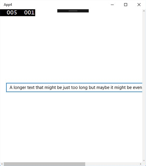 textbox horizontalscroll c textbox sizing inside scrollview with horizontal