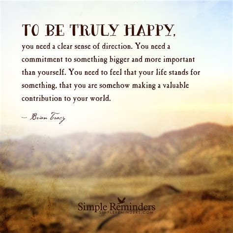 the truly happy you a simple guide to reigniting your inner spark books commitment to something bigger by brian tracy with article