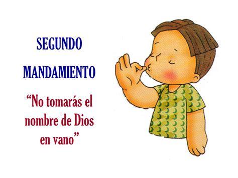 dibujo segundo mandamiento el nombre de dios es santo picture mois 233 s ppt video online descargar