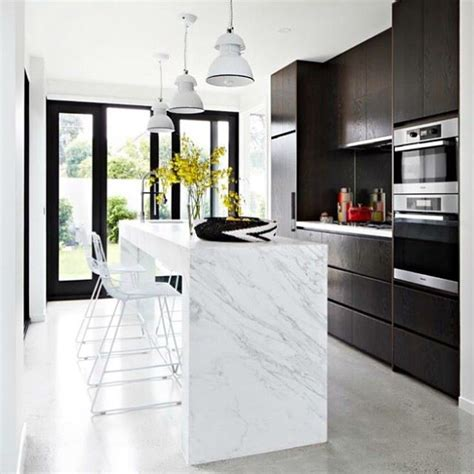 calcutta marble island contemporary kitchen ken 164 best images about kitchen on pinterest the block