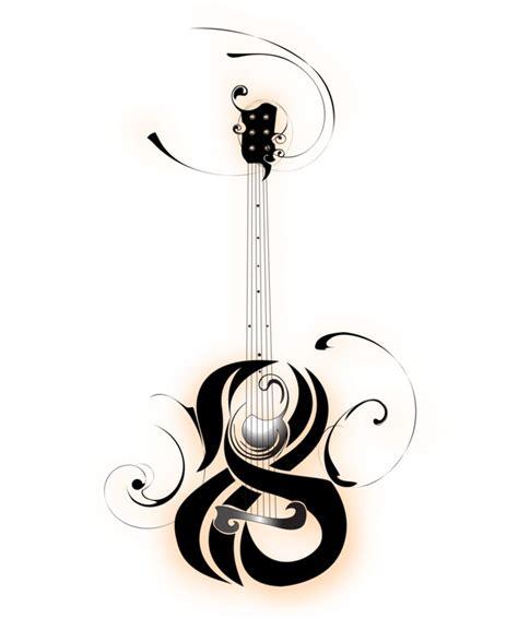 tattooed heart guitar tutorial 95 best images about guitar zentangles pics on pinterest