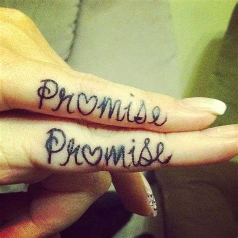 pinky promise tattoo best friend tattoos 110 designs for bffs