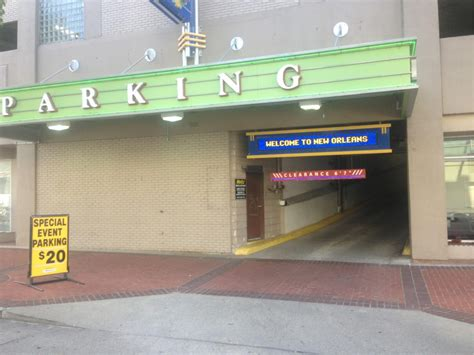 Garage New Orleans by Fulton Garage Parking In New Orleans Parkme
