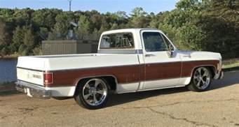 1979 chevrolet c10 w silverado trim 20 quot wheels custom