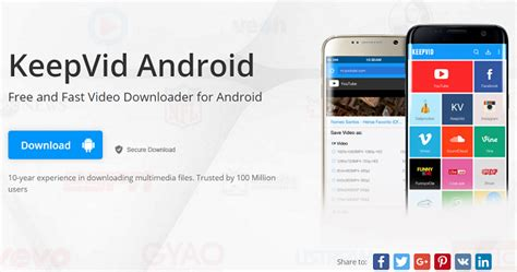 keepvid for mobile keepvid android review easiest downloader