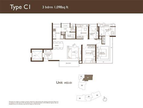 duet floor plans c1 3 bedroom d almira