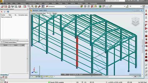 video tutorial robot structural analysis robot structural analysis 2014 tutorial part 3 youtube