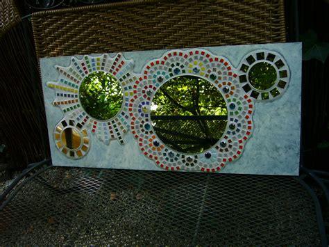 mosaik spiegel bild spiegel mosaik kunsthandwerk blume bakuoli