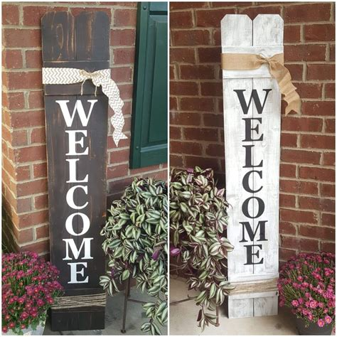 sign  sign  front door front porch