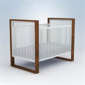 modern baby cribs modern nursery furniture ducduc