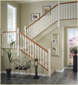Stairs With Spindles by Spindles Example White Primed Staircase