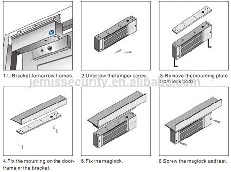 magnetic door lock wiring diagram wiring diagram