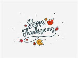 happy thanksgiving by new haircut dribbble