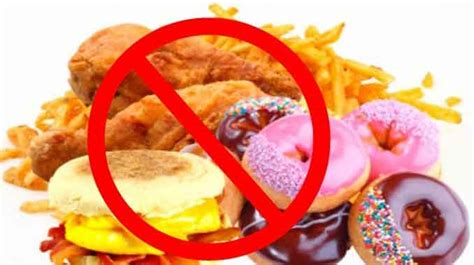 no junk food pictures to pin on pinsdaddy