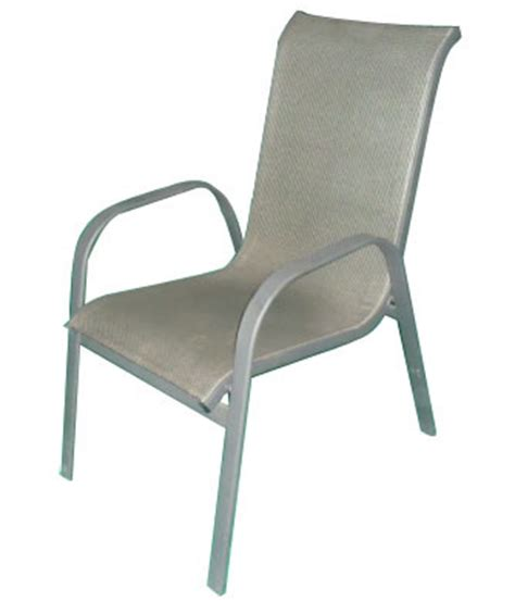 Stack Sling Patio Chair by China Outdoor Patio Sling Stacking Chair Cts112 China