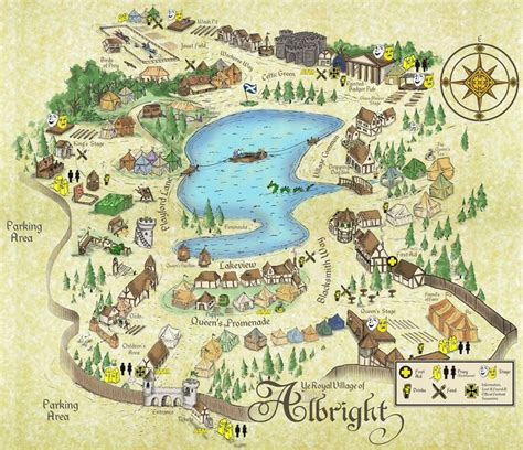 texas renaissance festival map 112 best theme park design images on