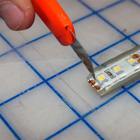 Connecting Waterproof Led Strip Lights Led Tutorials How To Connect Led Lights