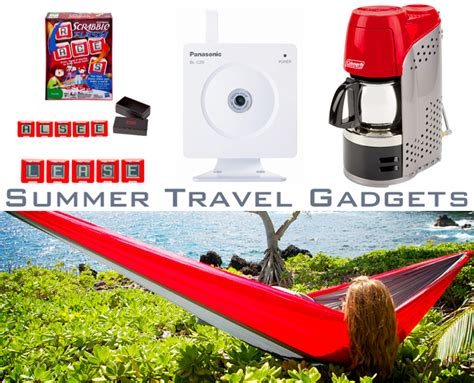 travel gadgets for summer vacations photos architectural summer 2011 travel gadgets 2 2 trip styler