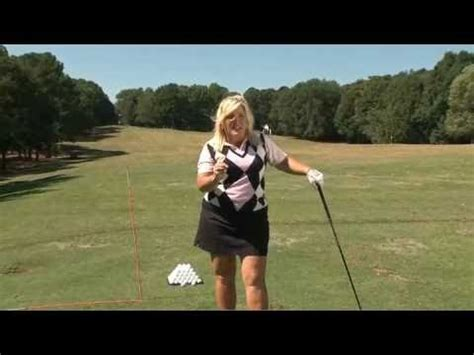 youtube golf swing instruction golf instruction by karen nicoletti youtube
