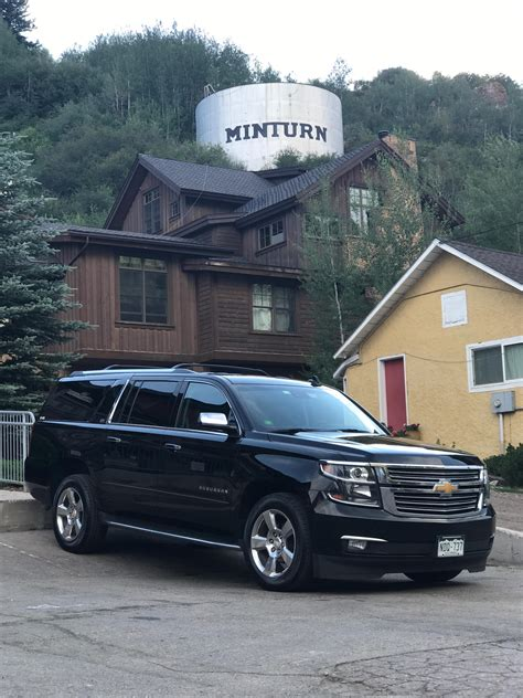 Limo Transportation by Vail Ranch Limo Transportation Shuttle Colorado Ranch