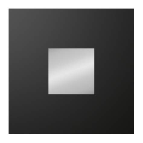 malma cermin hitam ikea