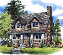 house plans for cabins mountain cabin plan