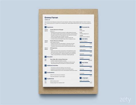 Cascade One Page Resume Template Free Download Data Analyst Layout Best Resume Templates Free Cascade Resume Template