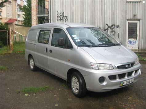 hyundai h200 продажа hyundai h200 2001 года 2 5 л пробег 320 тыс км