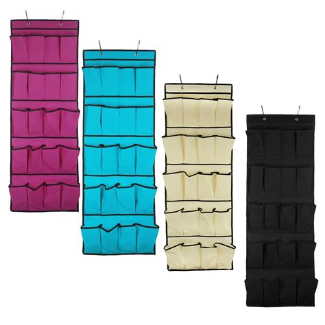 shoe storage door hanger 20 pockets door cloth shoe organizer hanging hanger