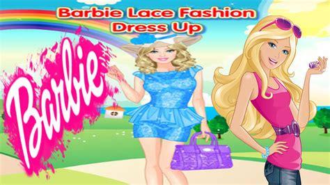 download full version dress up games barbie lace fashion dress up games free barbie games