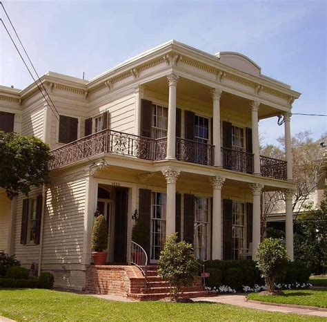new orleans style home plans 74 best exterior images on pinterest arquitetura