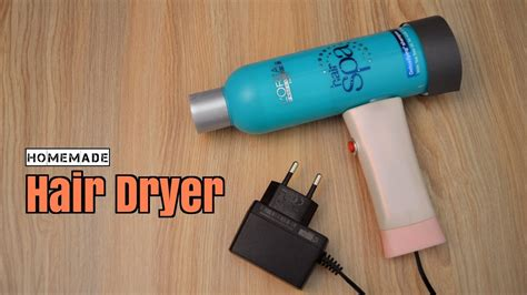 Free Hair Dryer Diy how to make a hair dryer from scrap 1340 on go