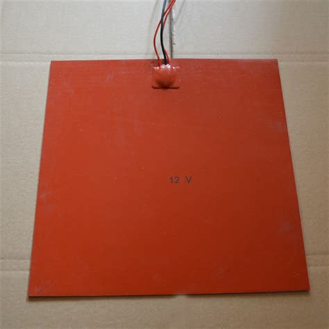 how to make a rubber st silicone rubber pad big