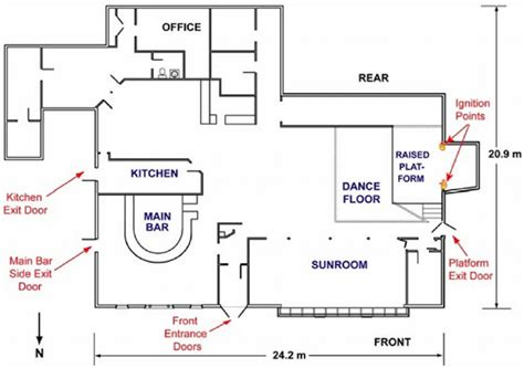 nightclub floor plans environment to be simulated floorplan of station