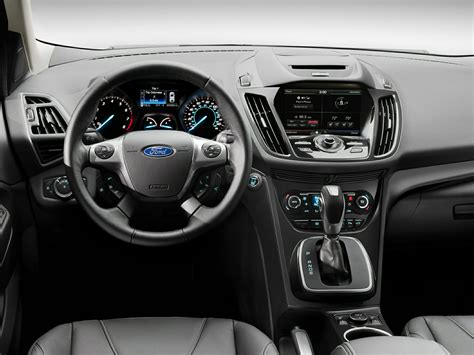 ford escape 2016 interior 2016 ford escape price photos reviews features