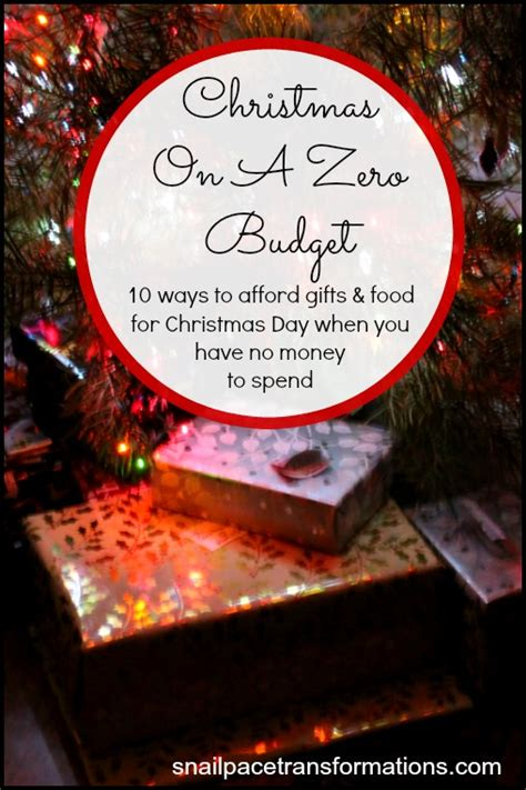 christmas on a zero budget money saving mom 174