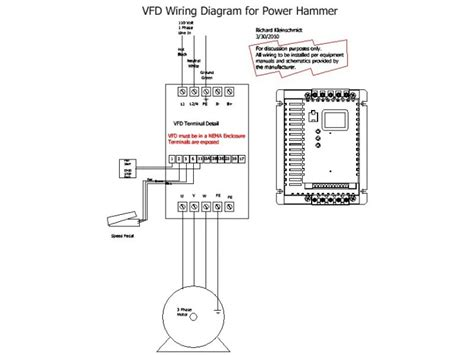 vfd wiring diagram sd metalworks