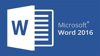 microsoft word 2016 vision systems