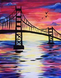 muse paint bar nashua lakeside sunset it s a paint sunset