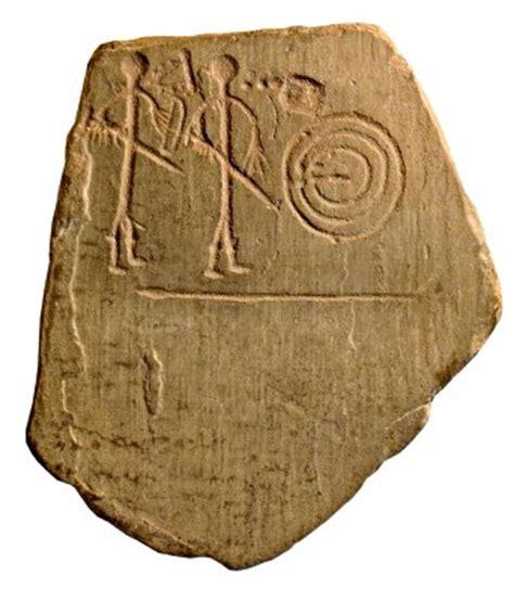 imagenes de estelas egipcias estelas de guerrero