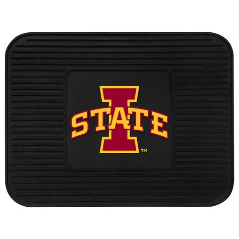 iowa state colors iowa state iowa state utility mat by