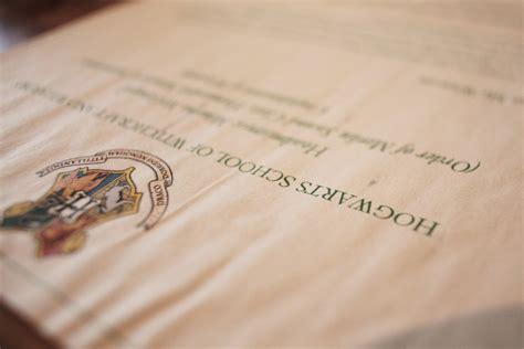Hogwarts Acceptance Letter Date Hogwarts Acceptance Letter By Sophielouisephotos On Deviantart