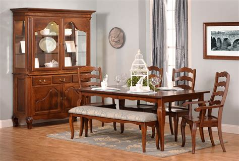 Provence Dining Room by Provence Dining Room Amish Furniture Designed