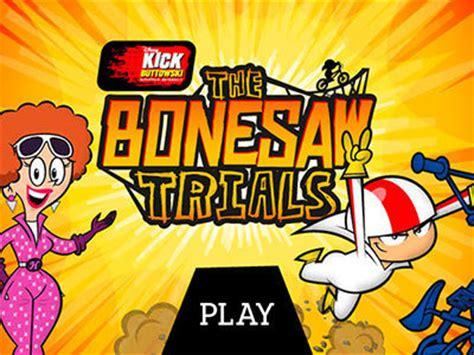 Kaos Disney Ltd the bonesaw trials disney australia