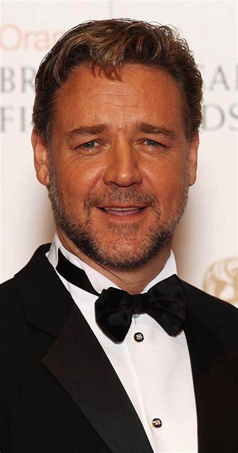 leading male actors 2000 russell crowe imdb